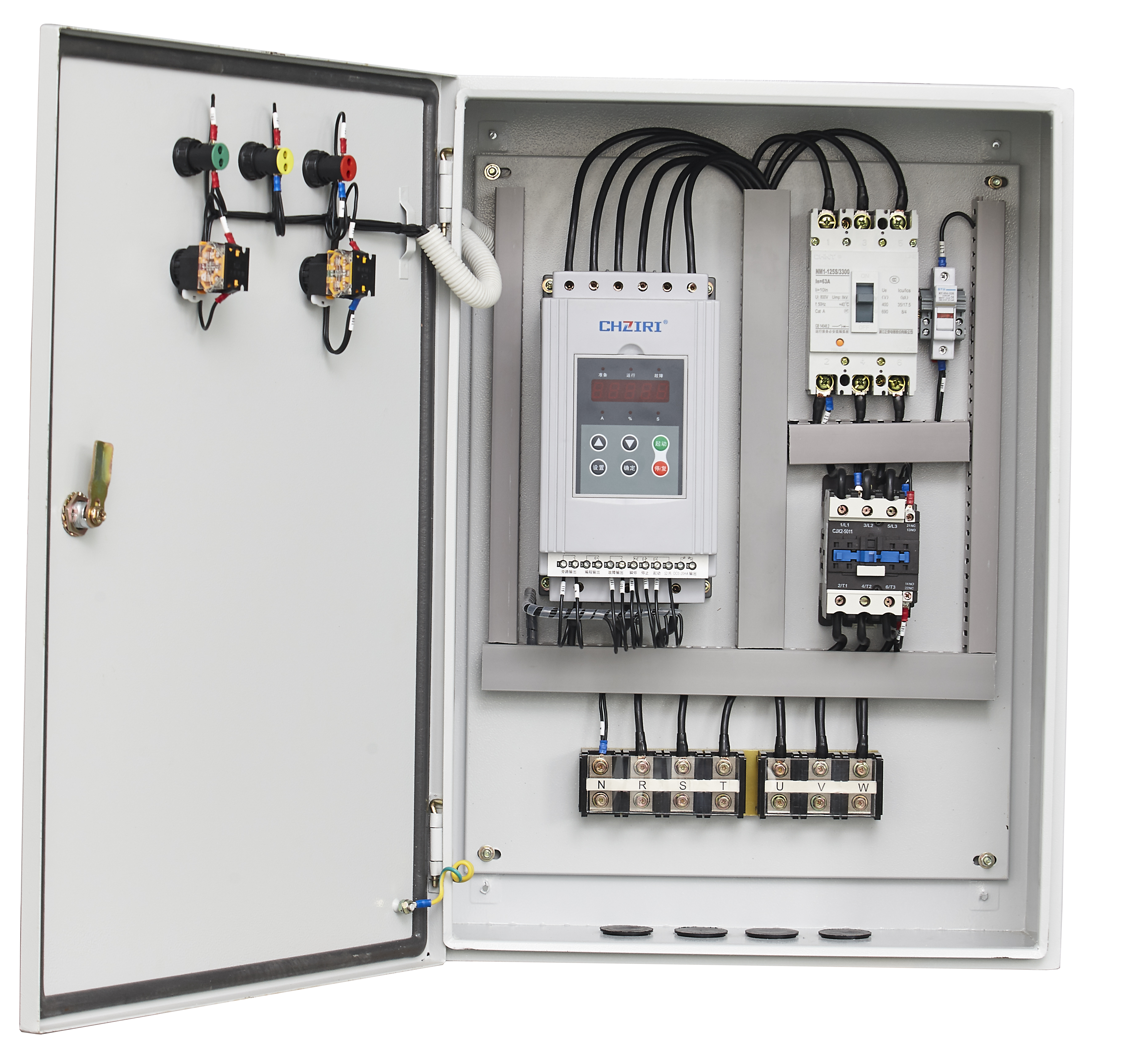Soft Starter Panel Manufacturers In Noida India- Bamaa Group